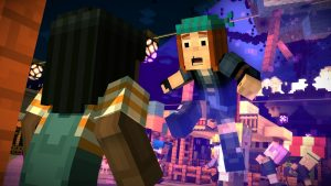 Minecraft: Story Mode – Telltale Games